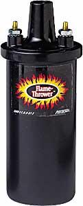 Pertronix Flame Thrower Ignitor III Tändspole 8-cyl motorer, Universal Svart