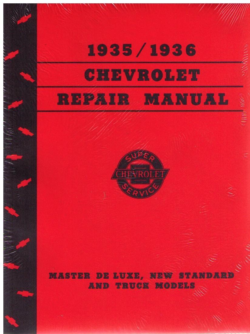 Hortlund Se   1936 Chevrolet Repair Manual