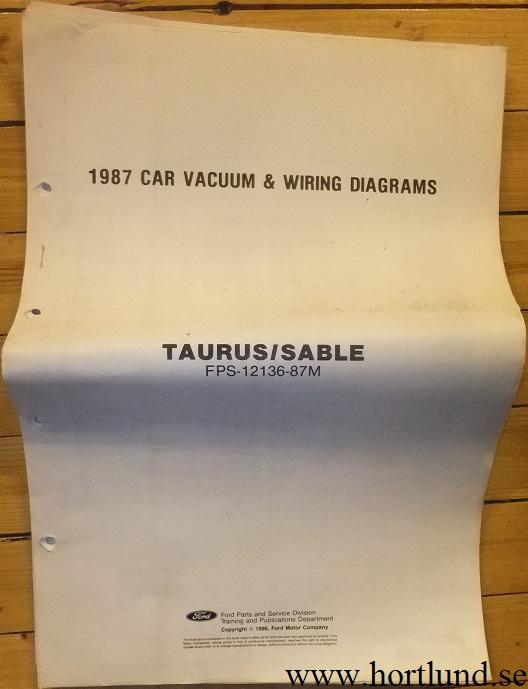 Hortlund Se   Mercury Sable Vacuum