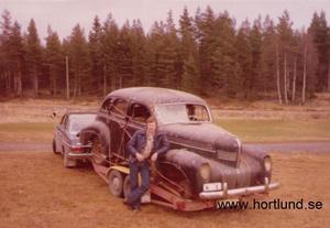 1939 Chrysler Royal Four Door Sedan