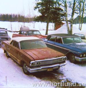 1963 Chevrolet Impala Convertible