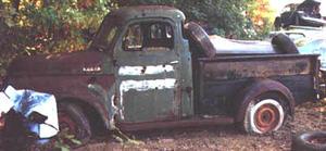 1951 Dodge Pickup B3B