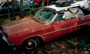1963 Oldsmobile Dynamic 88 Convertible