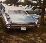 Min 1959 Cadillac Eldorado Biarritz