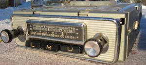 1964/1965 Blaupunkt Essen Serie V bilradio