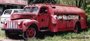 1946 Ford Tankbil