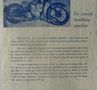 1950 Union broschyr svensk