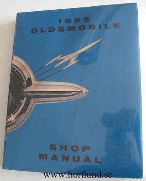 1955 Oldsmobile Shop Manual