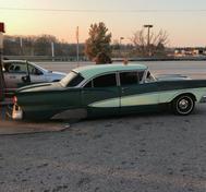 1958 Ford Fairlane Town Sedan