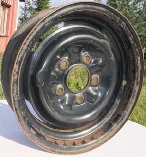1964 GM fälg 14x5J