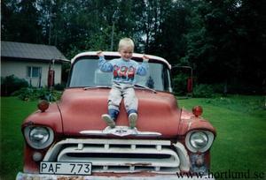 1957 Chevrolet 3204 Pickup