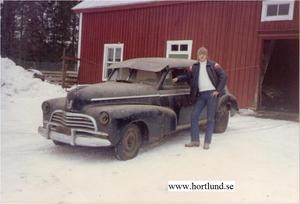 1946 Chevrolet Stylemaster förlängd