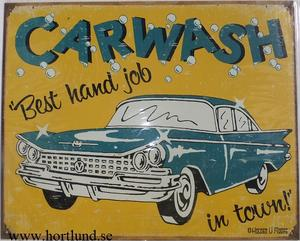 Buick 1959 Carwash