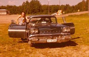 1958 Pontiac Laurentian 4-Door Sport Sedan