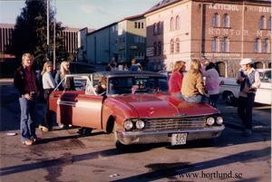1962 Ford Galaxie 500 Fordor Sedan