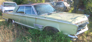 1966 Chrysler 300 4-door Hardtop