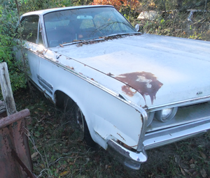 1966 Chrysler 300 2-door Hardtop
