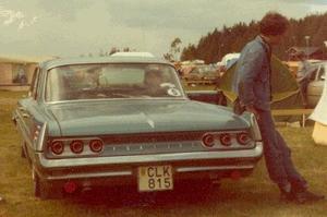 1961 Pontiac Star Chief Vista