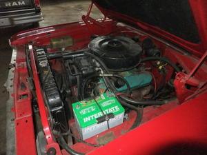 1966 Dodge Coronet 500 Convertible