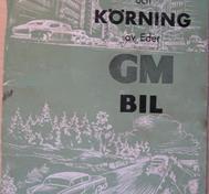 1965 GM Skötsel och Körning av Eder GM Bil maj. -65