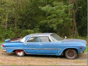 1961 Dodge Polara 4-Door Sedan