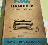 1949 GMC 100-600 Handbok svensk