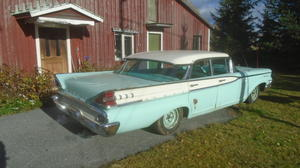 1959 Mercury Monterey 4-Door Sedan