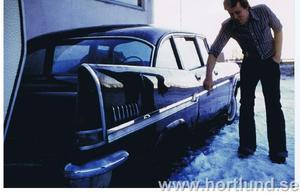 1958 Chrysler New Yorker förlängd