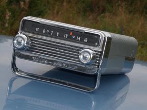 1958 Oldsmobile Tillbehörsradio