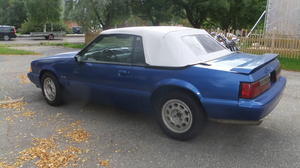 1988 Ford Mustang LX 5.0L Convertible