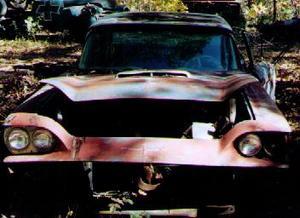 1960 Ford Thunderbird Hardtop