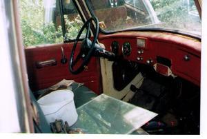 1953-55 International Pickup