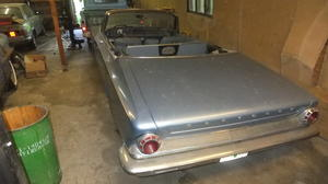 1963 Chrysler 300 Convertible