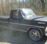 1968 Ford  Ranger Pickup