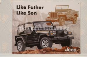 Jeep CJ-2 & Wrangler