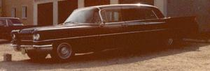 1963 Cadillac Imperial Limousine