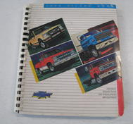 1986 Chevrolet Truck Silver Book Chevrolet Dealers Guide For Special Bodies & Equipment