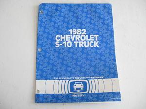1982 Chevrolet Förklaring och genomgång av S-10 Truck
