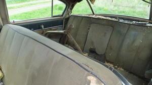 1953 Chrysler Windsor De Luxe Four-Door Sedan