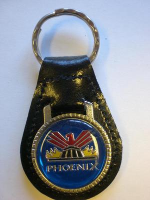 Pontiac Phoenix Nyckelring