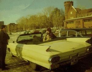 1961 Cadillac Serie 62 Convertible