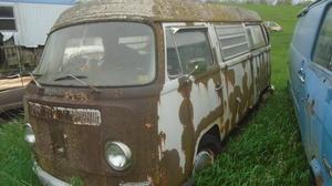 1968 Volkswagen Buss Westfalia