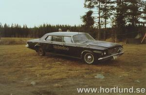 1963 Chrysler New Yorker förlängd