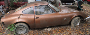 1972 Opel GT