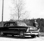 1955 De Soto Diplomat 4-door Sedan