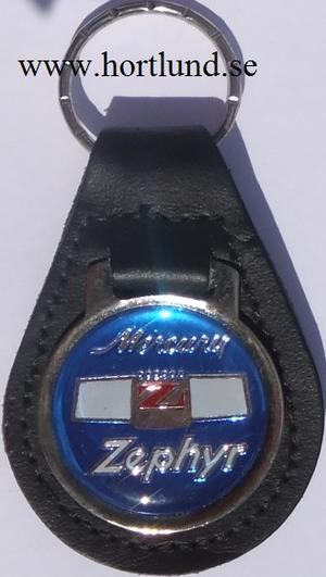 Mercury Zephyr Nyckelring